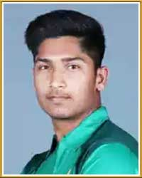 Mohammad Hasnain Pakistan Cricket
