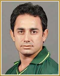 Saeed Ajmal Pakistan