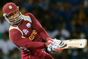 MN Samuels West Indies cricket