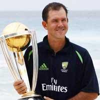 Ricky Ponting Winner 2007 Australia
