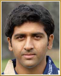 Majid Haq Cricket Scotland