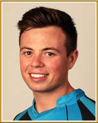 Matt Machan Cricket Scotland