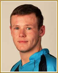 Michael Leask Cricket Scotland