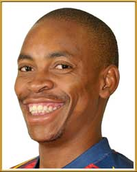 Aaron Phangiso profile South Africa