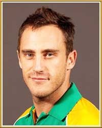 F du Plessis South Africa