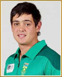 Q de Kock career profile South Africa
