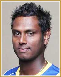 Angelo Mathews Profile Sri Lanka