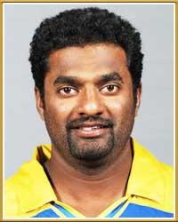 Muttiah Muralidharan Profile Sri Lanka