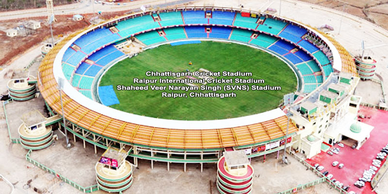 Shaheed Veer Narayan Singh International Stadium, Raipur