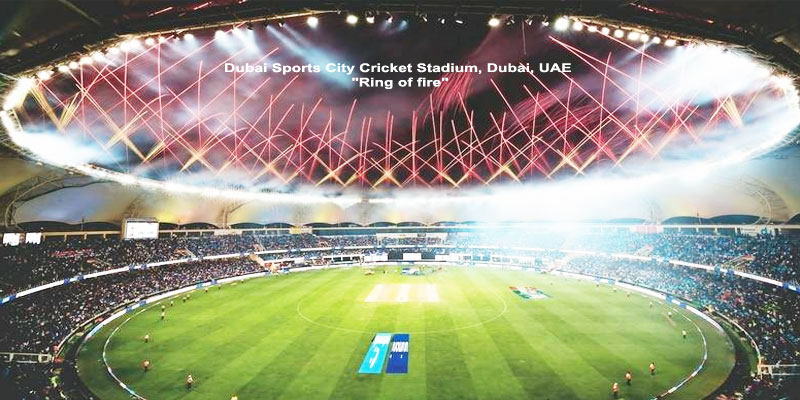 Dubai Sports City Cricket Stadium, Dubai