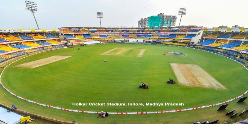 Holkar Stadium, Indore full info
