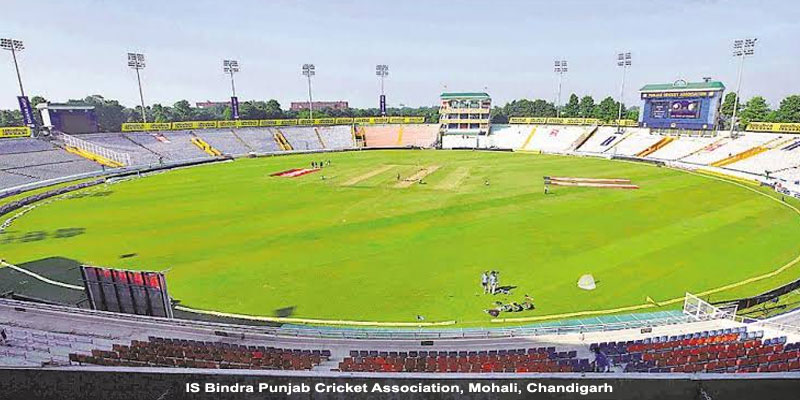 Punjab Cricket Association Stadium, Moholi, Chandigarh profile