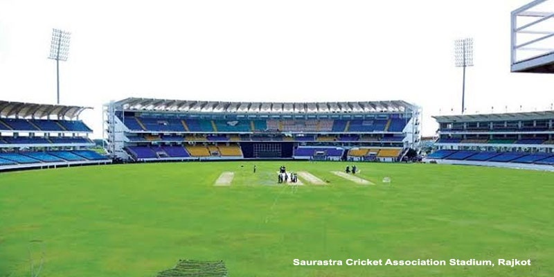 Saurastra Cricket Stadium, Rajkot profile