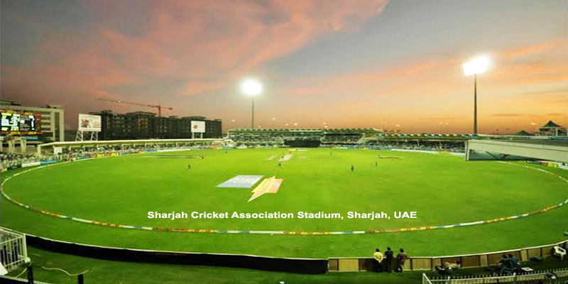 Sharjah Cricket Association Stadium, Sharjah