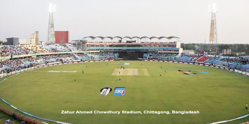 Zohur Ahmed Chowdhury Stadium, Chittagong