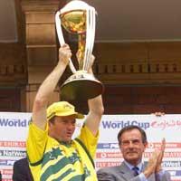 Steve Waugh Winner 1999