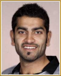 Ahmed Raza UAE Cricket