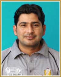 Farhan Ahmed UAE Cricket