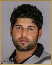 Mohammad Naveed UAE Cricket
