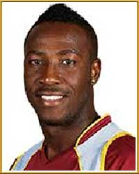 Andre Russell  Profile West Indies