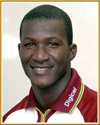 Darren Sammy Career Profile West Indies