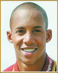 Lendl Simmons Career Profile West Indies
