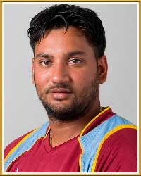 Ravi Rampaul Career Profile West Indies