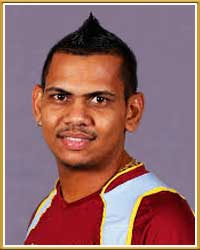 Sunil Narine Career Profile West Indies