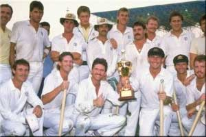 Australia 1987 World Cup Winner