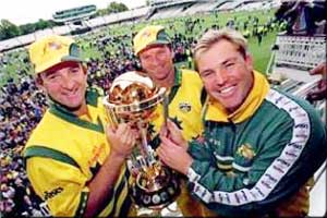 Australia 1999 World Cup Winner