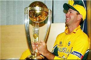 Australia 2003 World Cup winner