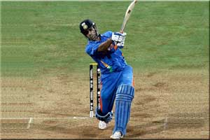 MS Dhoni India 2011 World Cup winner