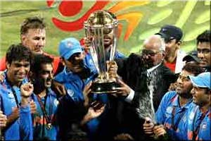 India 2011 World Cup winner