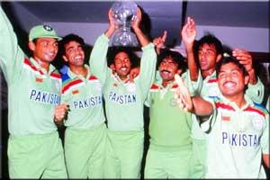 Pakistan 1992 World Cup Winner