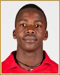 Luke Jongwe Zimbabwe Cricket